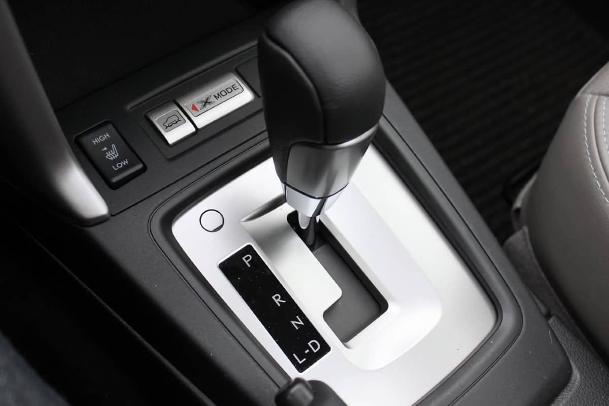 Коробка автоматического переключения передач